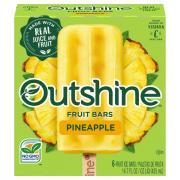 Nestle Outshine Pineapple Fruit Bars