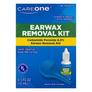 CareOne Earwax Removal Kit