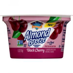 Almond Breeze Black Cherry Dairy-Free Almondmilk Yogurt