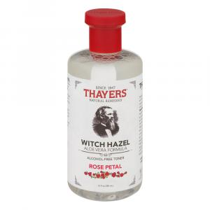Thayer Alcohol Free Rose Witch Hazel Astringent