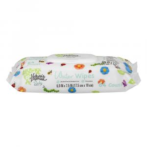 Nature's Promise Baby Water Wipes Unscented