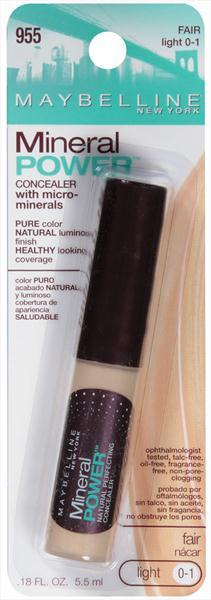 Maybelline Mineral Powder Liquid Concealer Cd