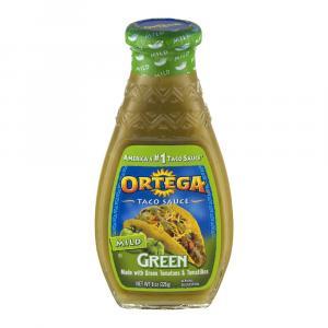 Ortega Green Taco Sauce
