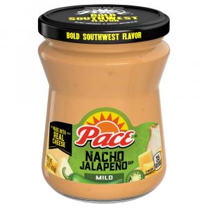 Pace Nacho Jalapeno Mild Cheddar Cheese
