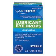 CareOne Lubricant Eye Drops