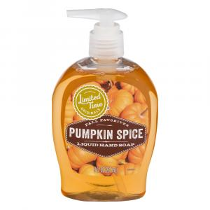 Limited Time Originals Pumpkin Spice Liquid Hand Soap