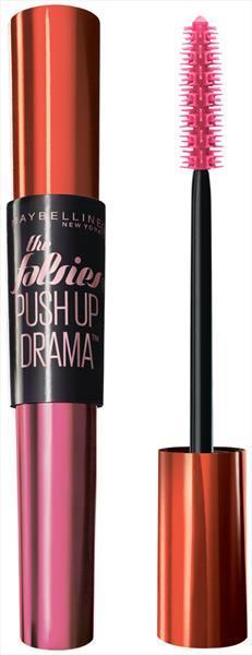 Maybelline Push Up Drama Brownish Black Mascara