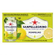 San Pellegrino Sparkling Grapefruit