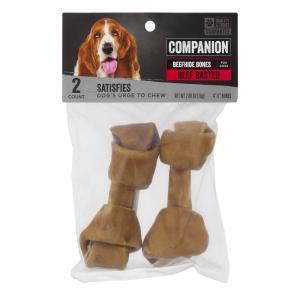 Companion Beef Basted Dog Bones