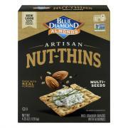 Blue Diamond Almonds Artisan Multi Seed Nut Thins