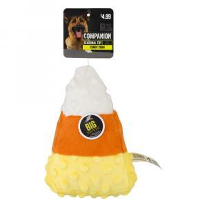 Companion Candy Corn Dog Toy