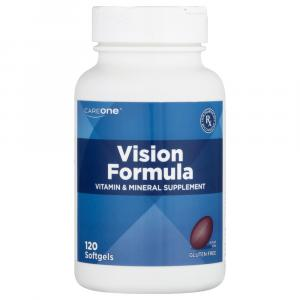 CareOne Vision Formula Vitamin & Mineral Supplement