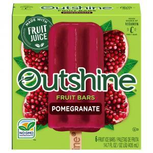 Nestle Outshine Pomegranate Fruit Bars