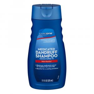 CareOne Medicated Dandruff Shampoo