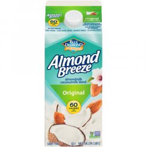 Blue Diamond Almond Breeze Almond/coconut Blend