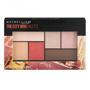 Maybelline City Mini Palette Rooftop Bronzes