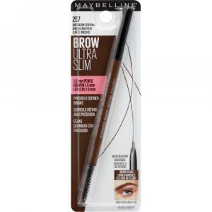 Maybelline Brow Ultra Slim Medium Brown