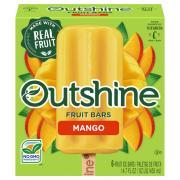 Nestle Outshine Fruit Bars Mango