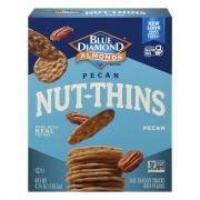 Blue Diamond Growers Pecan Nut Thin Crackers