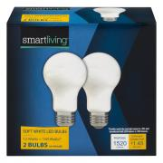 Smart Living 12w Soft White LED Bulbs