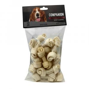 Companion Rawhide Mini Bones Dog Chews