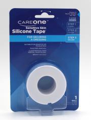 CareOne Sensitive Skin Silicone Tape 1 Roll