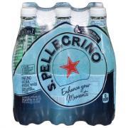 San Pellegrino Original Sparkling Natural Mineral Water