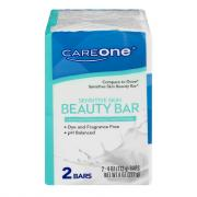 CareOne Sensitive Skin Beauty Bar Soap