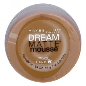 Maybelline Dream Matte Foundation Caramel