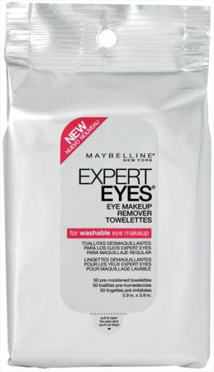 Maybelline Expert Eye Makeup Remover Pads