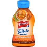 French's Sweet Buffalo Mustard Dipping Sauce