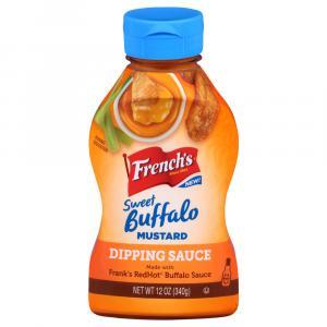 French's Sweet Buffalo Mustard Dipping Sauce