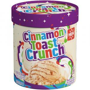 Edy's Cinnamon Toast Crunch Light Ice Cream
