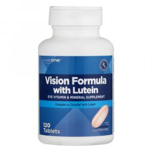 CareOne Vision Formula with Lutein Tablets