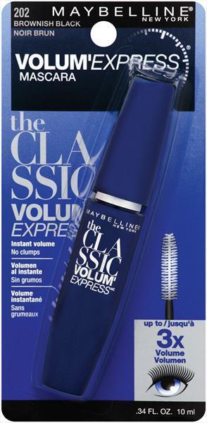 Maybelline Mascara Volume 550Ve02 Brn B