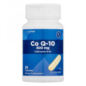 CareOne CoEnzyme Q-10 400mg Capsules