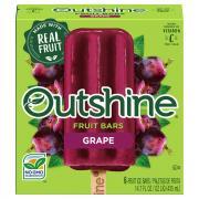 Outshine Grape Fruit Bars