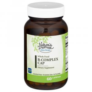 Nature's Promise Whole Food B Complex Dietary Supplement