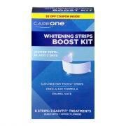CareOne Whitening Strips Boost Kit