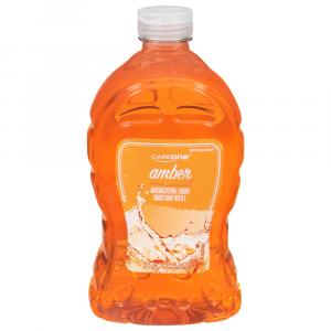 CareOne Amber Antibacterial Liquid Hand Soap