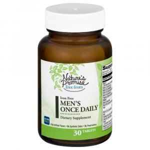 Nature's Promise Men's Once Daily Dietary Supplement