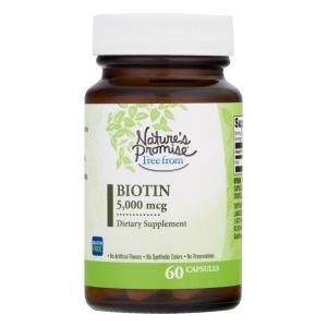 Nature's Promise Biotin 5000 MCG