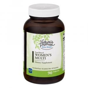 Nature's Promise Food Based Women's Multi Dietary Supplement
