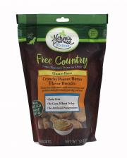 Nature's Promise Grain Free Crunchy Dog Biscuits
