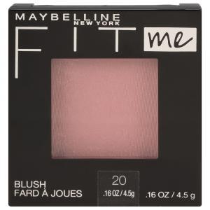 Maybelline Fit Me Blush Mauve