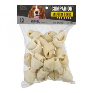 Companion Beef Hide Dog Bones