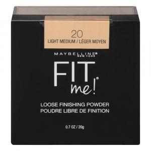 Maybelline Fit Me Loose Powder Light Medium
