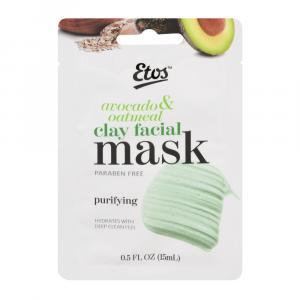 Etos Avocado & Oatmeal Clay Facial Mask