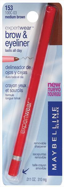 Maybelline Auto Eyebrow Pen Med