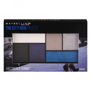 Maybelline City Mini Palette Concrete Runway